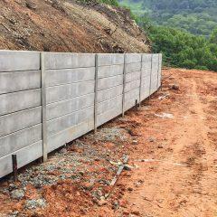 Concrete Sleepers Amp Galvanised Steel Post Supplier
